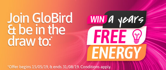 Win a Years Freen Energy
