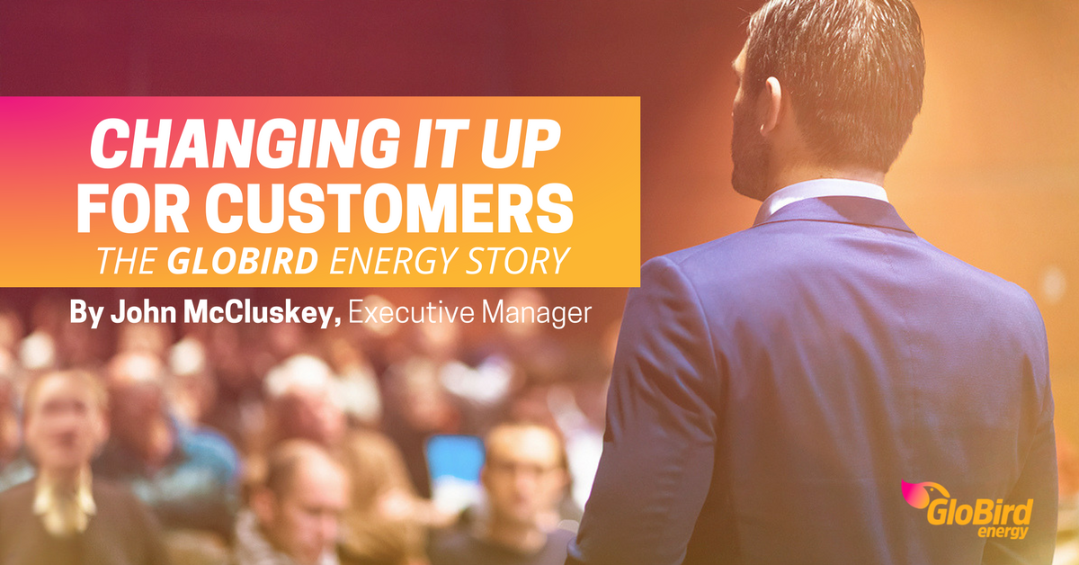 Local Electricity Retailers : the GloBird Energy story