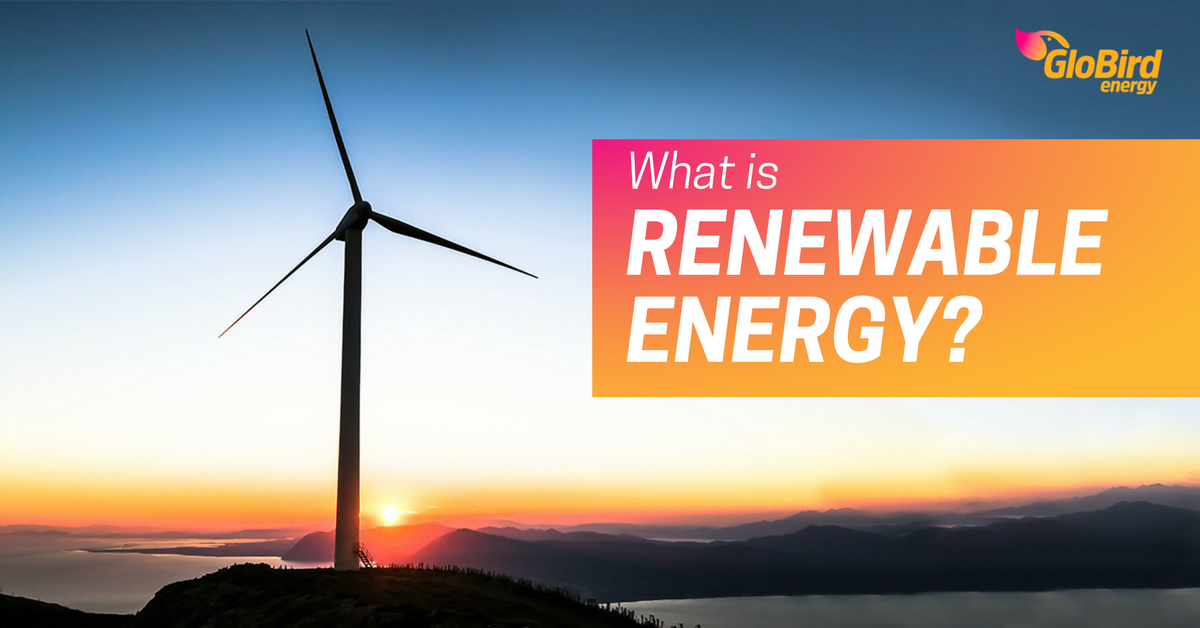 Current sources of renewable energy?