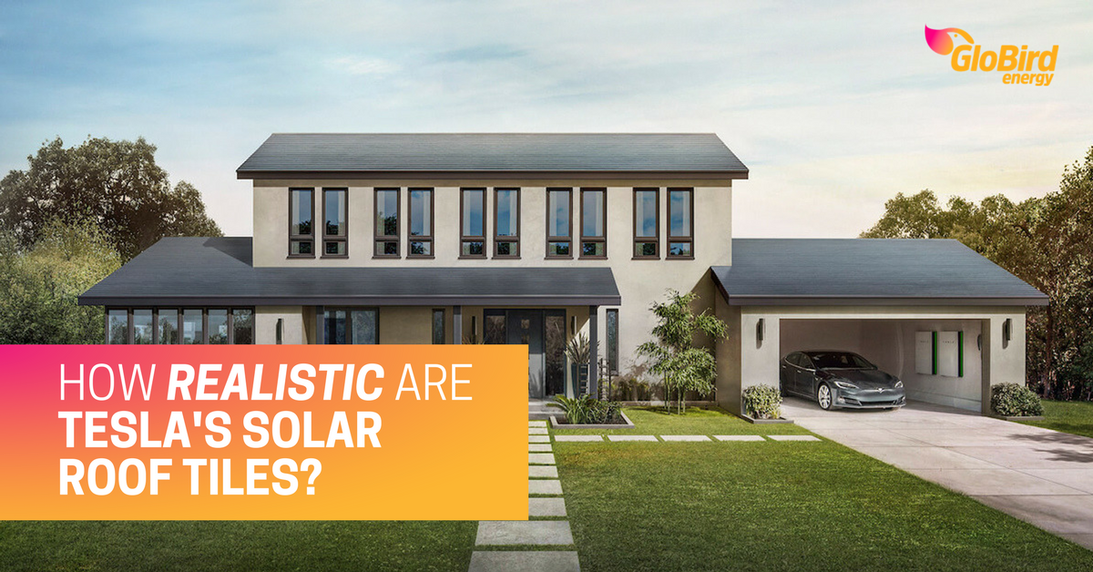 Are solar roof tiles real?