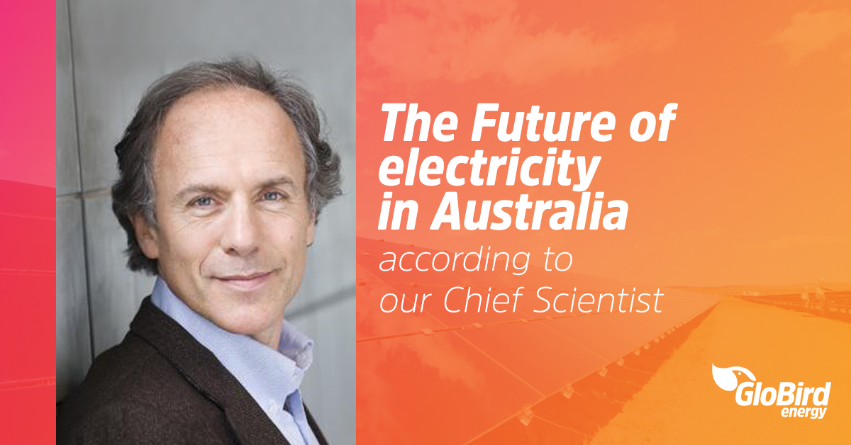 The future of electricity in Australia, according to our chief scientist