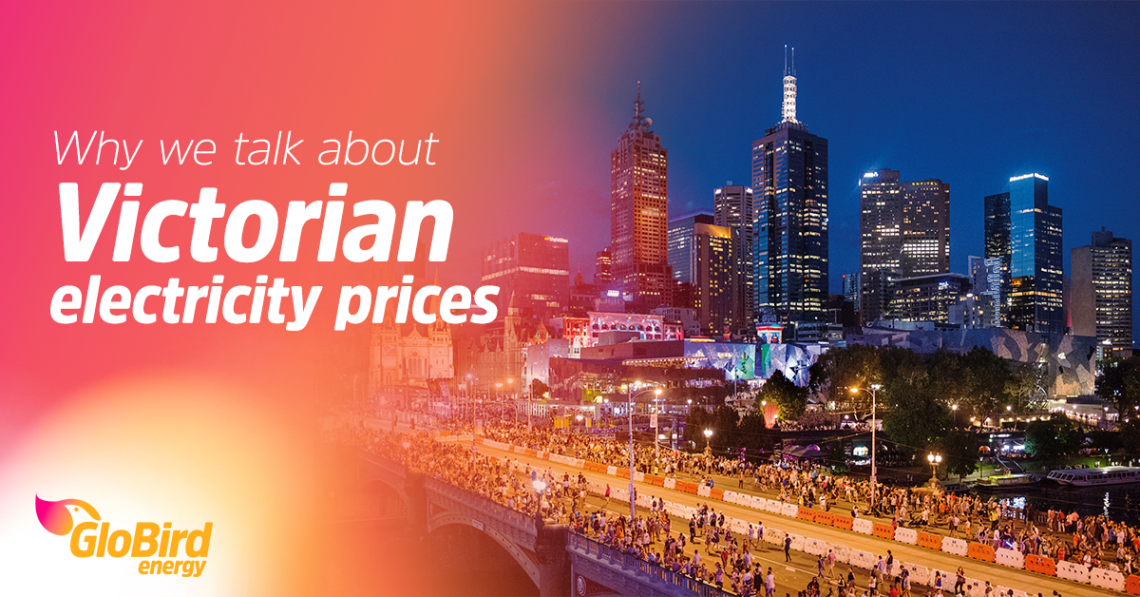 why we talk aboout victorian electricity prices