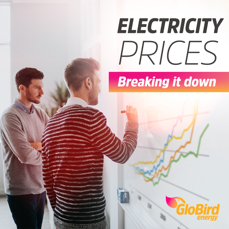 Why Australian energy prices keep going up