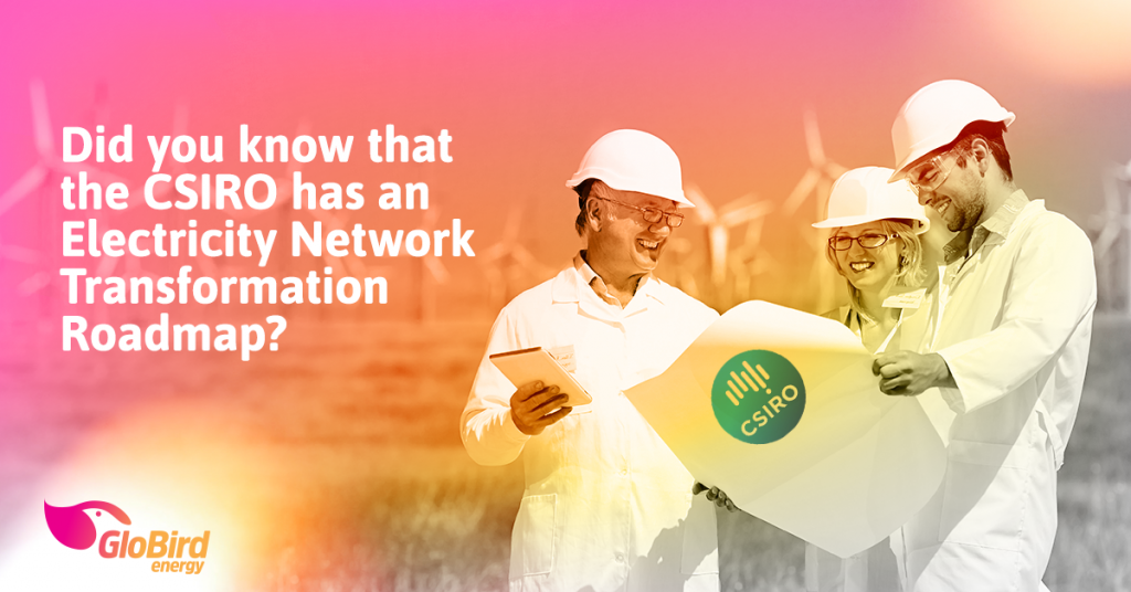Did you know that the CSIRO has an Electricity Network Transformation Roadmap?