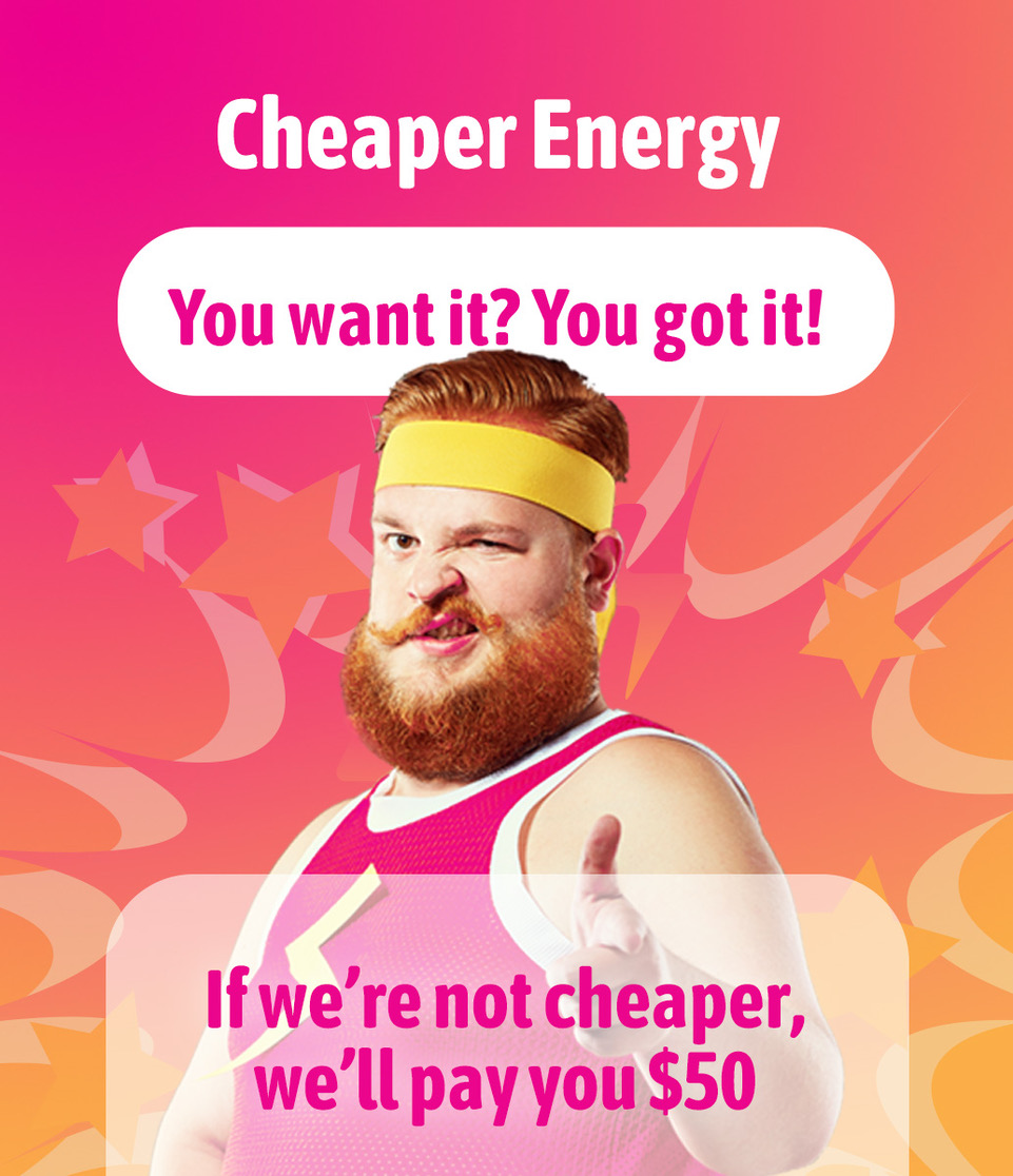 Cheap Energy 50