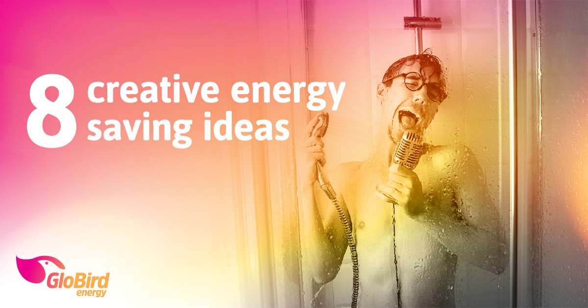 8 creative energy saving ideas