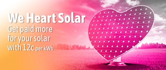 We Heart Solar