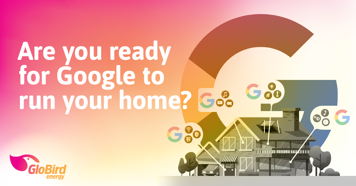 Are you ready for Google to run your home?