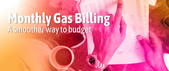 Monthly Gas Billing