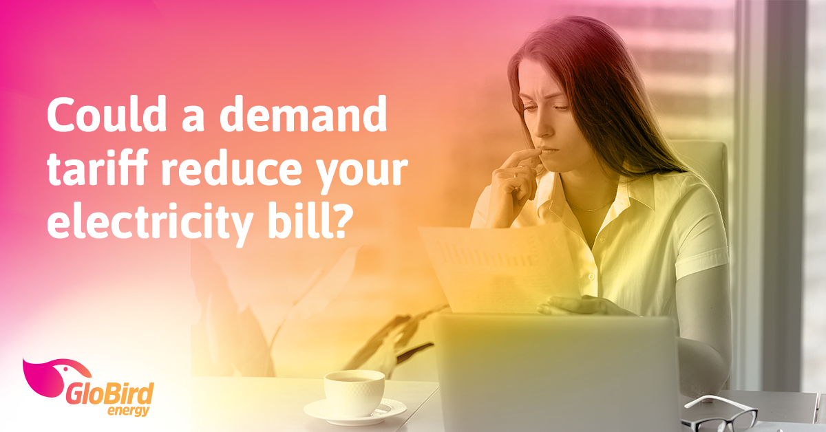Could a demand tariff reduce your electricity bill?