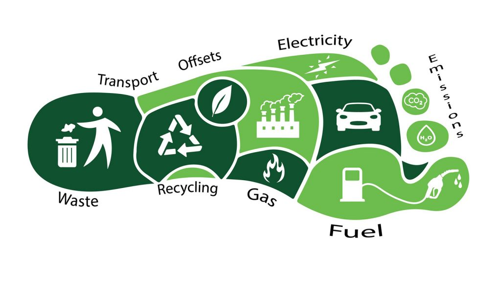 Start reducing your carbon footprint today