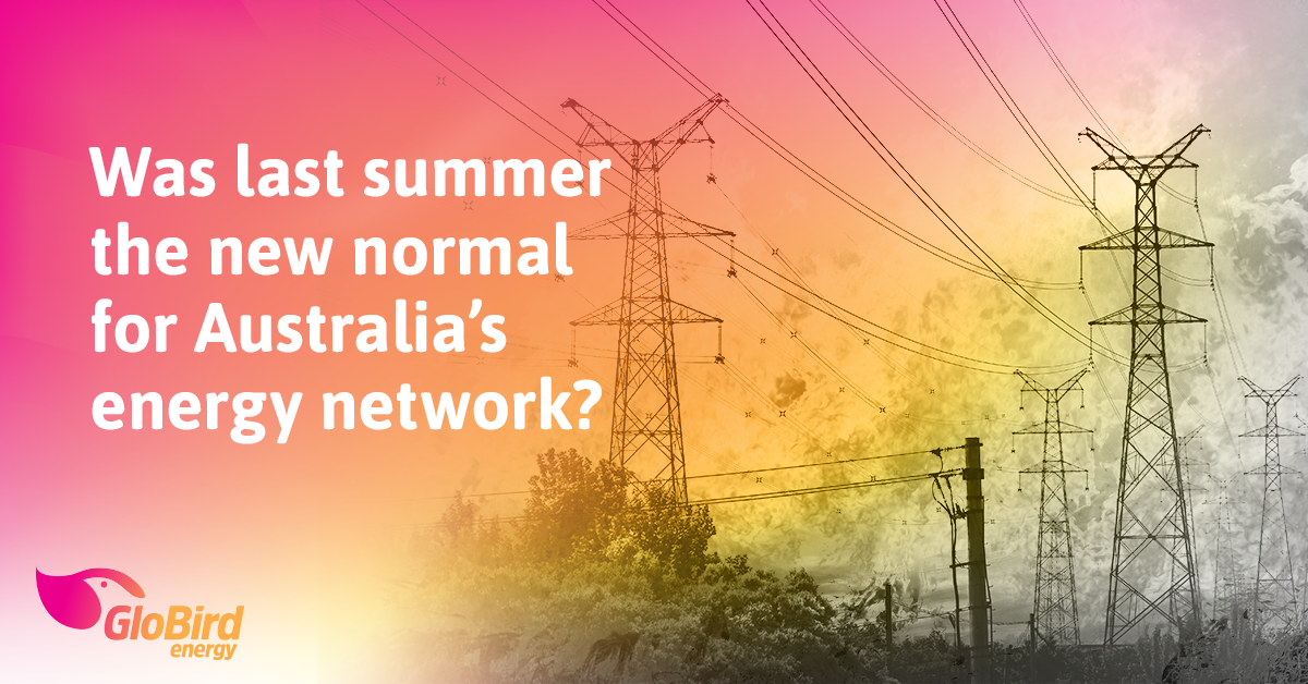 Was last summer the new normal for Australia's energy network?