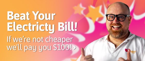 Beat your bill - $100 electricity offer