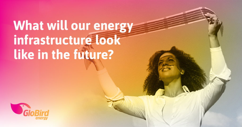 What will our energy infrastructure look like in the future?