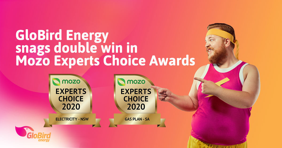 Mozo Expert Choice Awards 2020