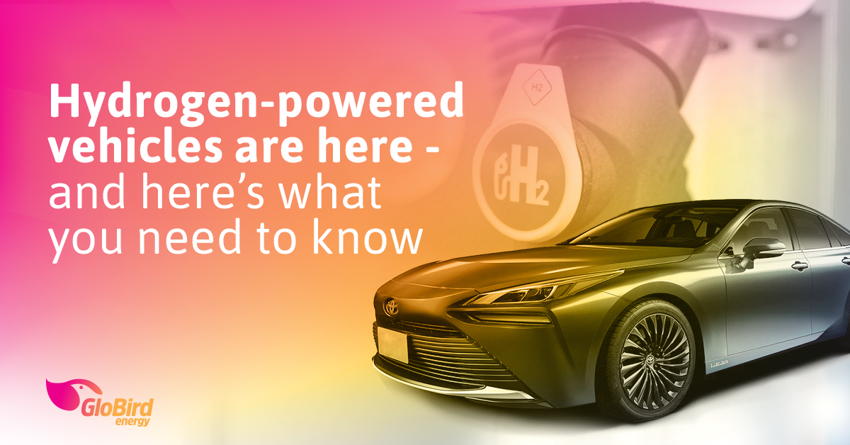 Hydrogen-powered vehicles are here – and here's what you need to know