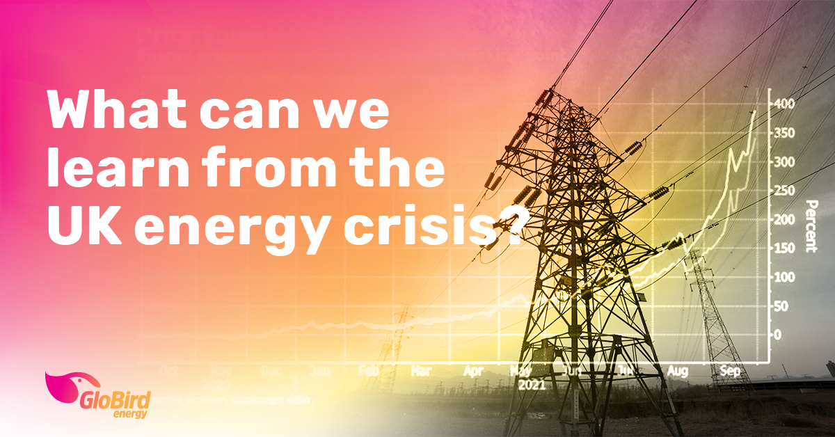 What can we learn from the UK energy crisis?